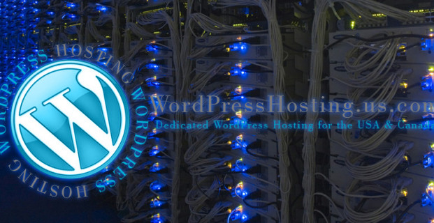 Local WordPress Hosting for the USA and Canada